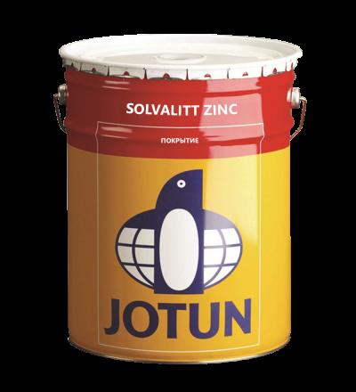 покрытие Solvalitt Zinc